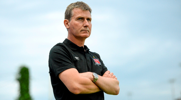 Stephen Kenny believes his Dundalk team can produce a shock result against BATE Borisov