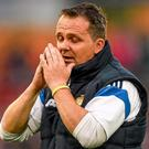 Clare manager Davy Fitzgerald can be a polarising figure
