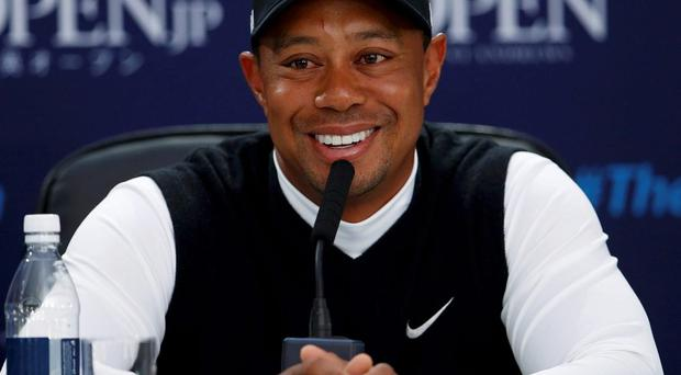 Tiger Woods will be seeking to prove his doubters wrong with a convincing performance at the Open