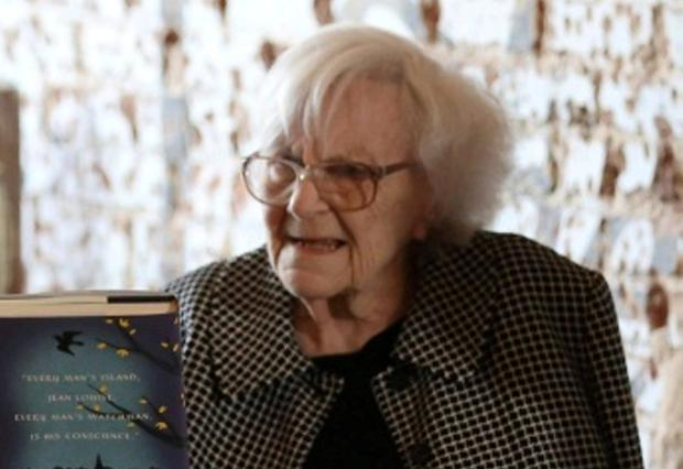 US author Harper Lee just two weeks before the worldwide launch of her new novel