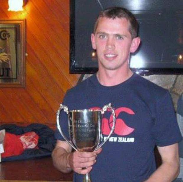 Fearghal Beamish (26) was killed yesterday in a factory accident