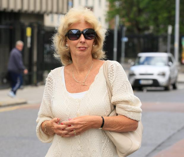 Anne Roche Kelly, co-owner of Misty who was the subject of a Civil Court action. Pic: Courts Collins