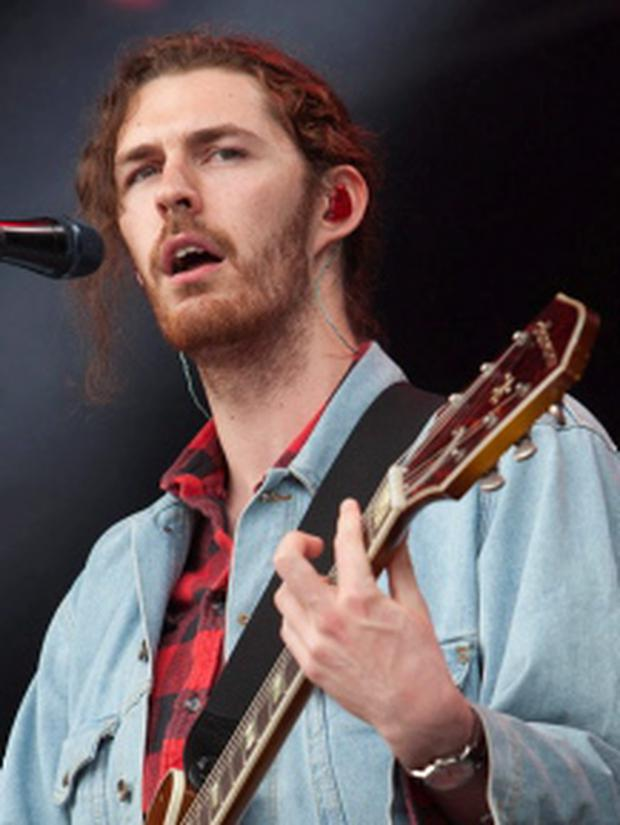 Hozier who will play several new tracks at the gig