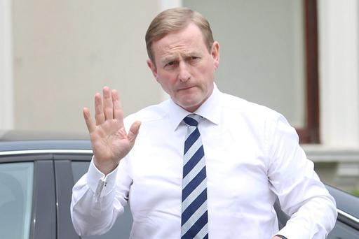 Enda Kenny: 'Recharge your batteries'
