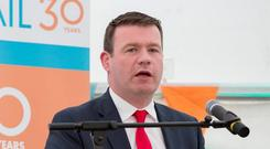 Alan Kelly TD, Minister for the Environment, Community and Local Government