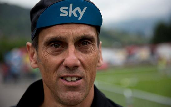 Team Sky soigneur Peter Verbeken used to work with Lance Armstrong