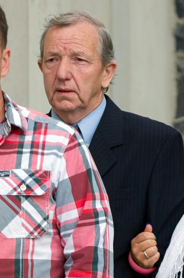 Jimmy Devaney (66) of Millbrook Avenue, Monksland, Athlone has pleaded not guilty at the Central Criminal Court to murdering Marie Greene in Westmeath on February 13, 2011. Pic: Court Collins.
