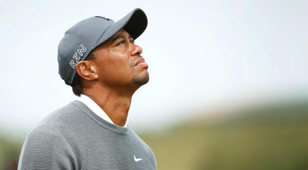 'Tiger Woods, the 14-times Major winner and former world No 1 has had more comebacks than The Eagles and Status Quo, but it is difficult to see him being back here for the Open in five years if he fails to find a way out of this fog'