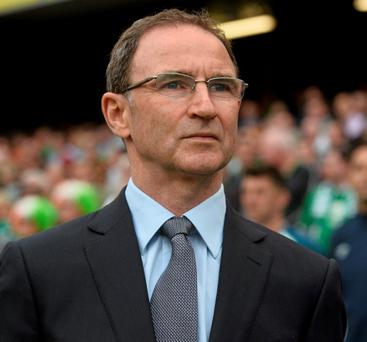 Republic of Ireland manager Martin O'Neill gives indication that another campaign as boss is on the cards