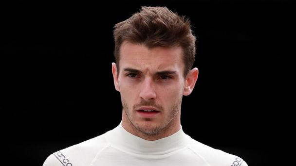 Jules Bianchi had been in a coma since the crash last October