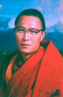 LEADER: Rinpoche was a cause celebre in the West