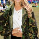Longtitude festival.. Vogue Williams