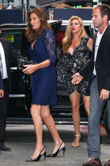 New Couple: Caitlyn Jenner and Candis Cayne?