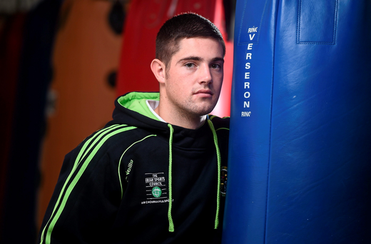 Joe Ward finished out his AIBA Pro Boxing (APB) season on a high note with a unanimous decision over Joe Kennedy St Pierre of Mauritius in Sofia.