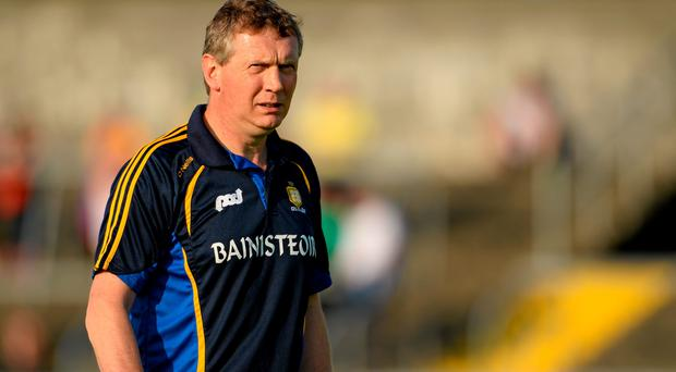 Clare manager Donal Moloney