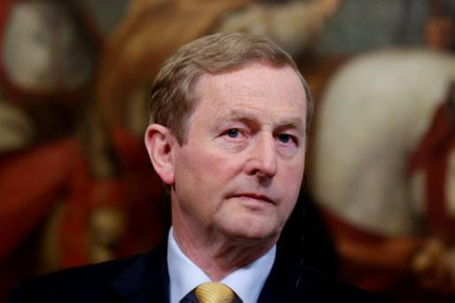 Mr Kenny is expected to use his appearance to criticise the stewardship of Fianna Fáil over its years in government