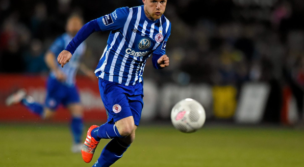 Steven Beattie, formerly of Sligo Rovers