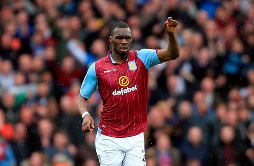 Liverpool will be looking to Christian Benteke for goals