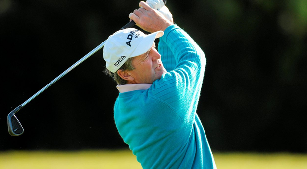 Des Smyth walked miles around the fairways of St Andrews as a commentator for BBC Radio 5 Live