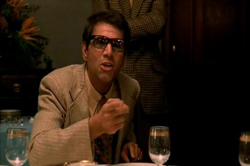 Alex Rocco as Moe Greene in The Godfather