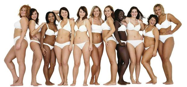 DOVE advertising campaign reminds us we are all different