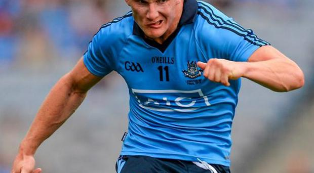 Dublin centre-forward Ciaran Kilkenny is on the Team of the Championship to date