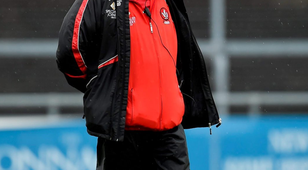 Former Derry manager Brian McIver