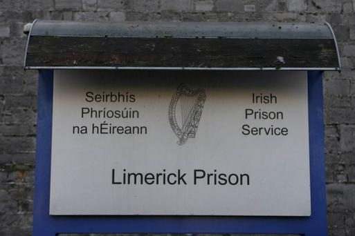 The 22-year-old was returned to Limerick Prison Monday evening