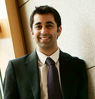 Humza Yousaf, Minister for Europe and International Development