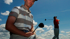 Justin Kehoe - won the 'South' in 2001 and played professional golf for six years