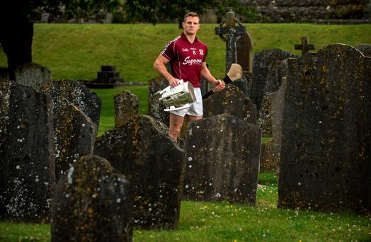 'We don't dwell on it. We don't think 'oh, God, it's Thurles', insists Galway midfielder Andy Smith