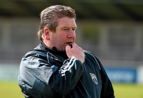 Eamonn Kelly's decision to step down as Kerry manager came as a surprise