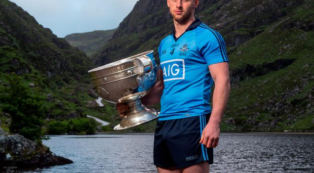 Philly McMahon (pictured) believes that Dublin have Ger Brennan's ideal long-term replacement in John Small