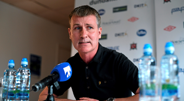 Stephen Kenny feels that the manner of his team's display at Oriel Park is as important as securing the right result