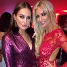 Roz Purcell and Rosanna Davison both have healthy cookbooks coming out
