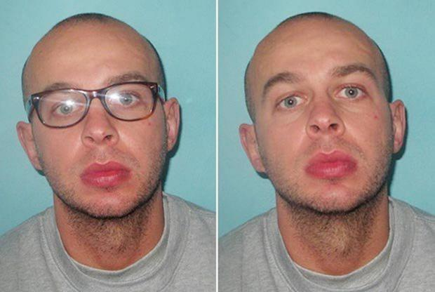 Police released this image of Mr Byrne, who has been on-the-run for almost a week