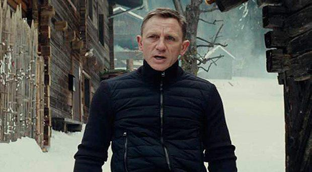Undated handout video grab issued by Metro-Goldwyn-Mayer Studios of an image from the latest James Bond film Spectre of Daniel Craig, as the first full trailer for the new Bond movie, Spectre, has been released