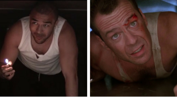 Simon Zebo and Bruce Willis. Who do you prefer?