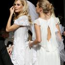 Poppy Delevingne was radiant on her wedding day