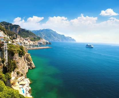 The Mediterranean cruise takes in some of Europe's most beautiful cities