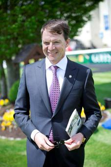 Aidan O'Brien has already won the game's oldest Classic four times