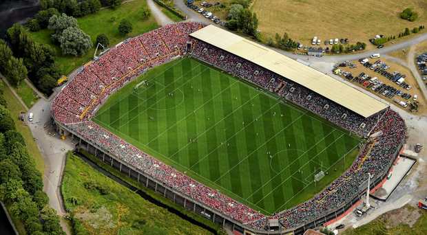 Attendances have swelled in Munster, including in Páirc Ui Chaoimh