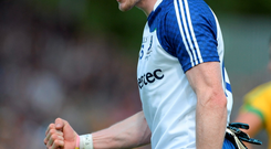 Ciaran McManus: Monaghan's stand-out player
