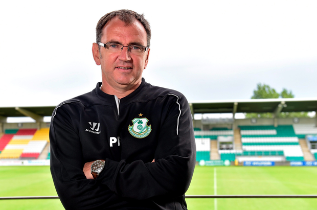 Pat Fenlon has called upon his team to take their best shot at glory in Norway tonight