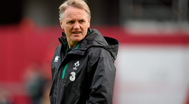 Joe Schmidt has extended his Ireland contract by one more year