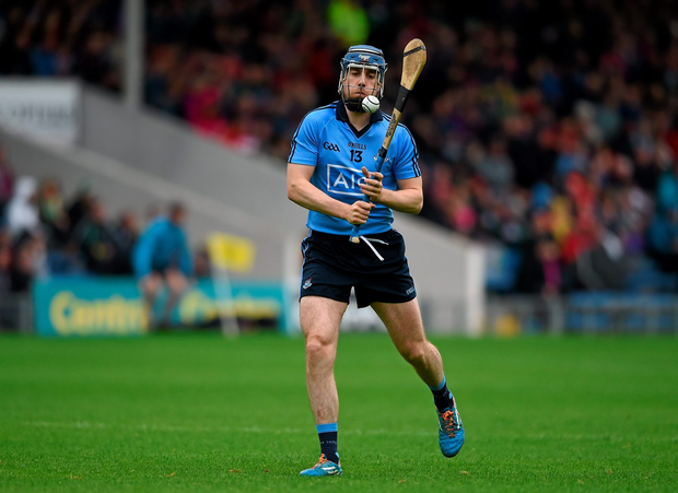 Dublin's Paul Ryan in action against Limerick during their recent SHC qualifier victory