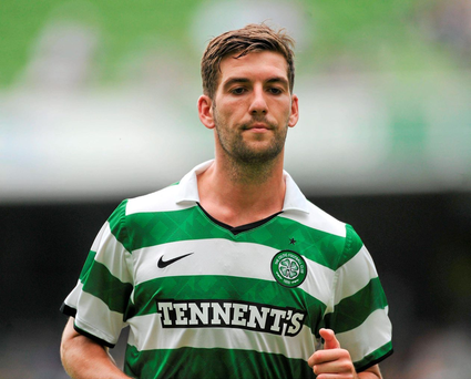 Defender Charlie Mulgrew ended it as a contest when he fired in Celtic's second early in the second-half
