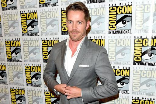 Irish actor Sean Maguire