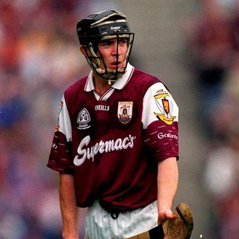Galway's Eugene Cloonan ends hoodoo after the team not winning a major championship game in seven years