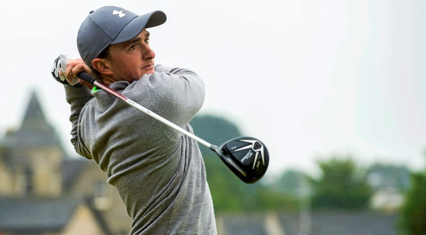 Paul Dunne's performance at the Open inspired young amateur Paul McBride